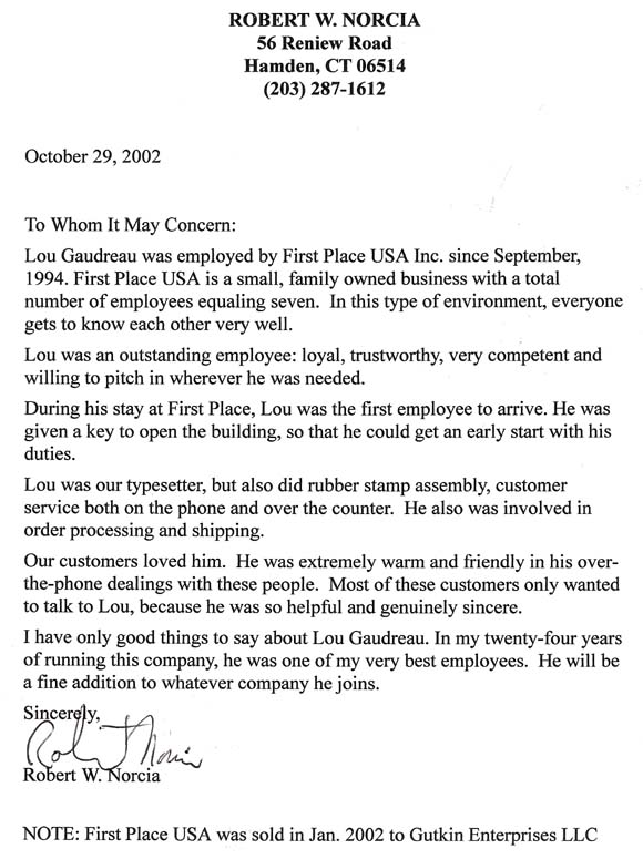 how to ask a former employer for a letter of recommendation